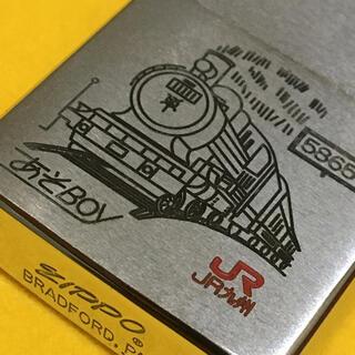 ジッポー(ZIPPO)のZIPPO 希少ビンテージ SL機関車 あそBOY1987年 運行記念限定品(タバコグッズ)