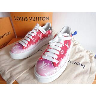 LOUIS VUITTON - 未使用品★ヴィトン★2020年限定モデル★ サイズ37(23.5㎝)★スニーカー