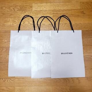 バレンシアガ(Balenciaga)のBALENCIAGA 紙袋 ショップバック(ショップ袋)