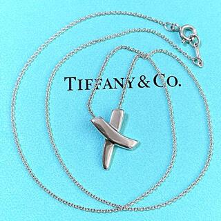 Tiffany & Co. - ティファニー パロマピカソ キス ネックレス ペンダント スターリングシルバー