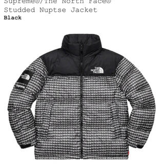 Supreme - Supreme The North Face Nuptse Jacket 黒M