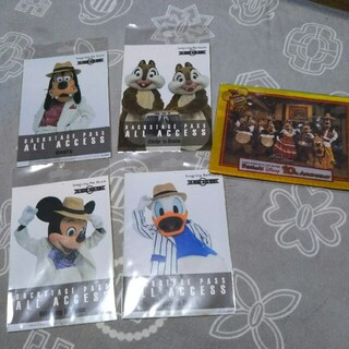 Disney - ディズニー 実写 イマジニング シール ステッカー フォトケース
