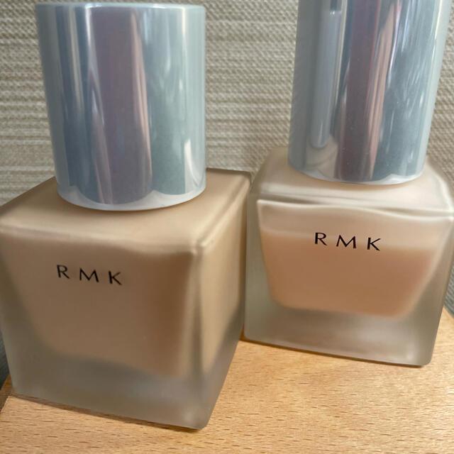RMK(アールエムケー)のRMKメイクアップベース&クリーミィファンデーションN102 コスメ/美容のベースメイク/化粧品(化粧下地)の商品写真