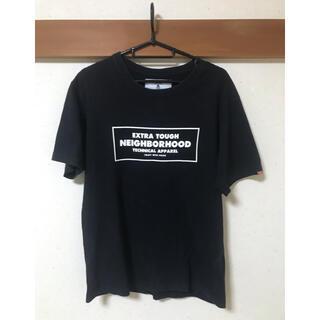NEIGHBORHOOD - NEIGHBORHOOD フロント ロゴ Tシャツ