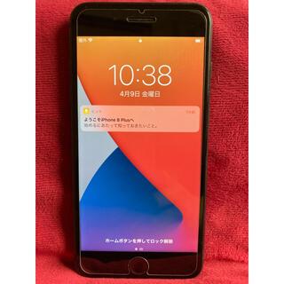 iPhone -  【訳あり】 iPhone8plus 海外版SIMフリー64GB