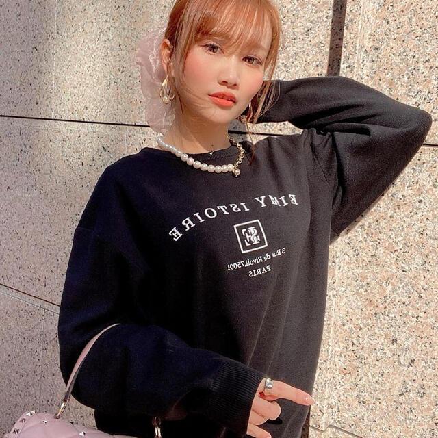 eimy istoire(エイミーイストワール)のプルオーバー  レディースのトップス(ニット/セーター)の商品写真