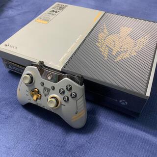 エックスボックス(Xbox)のxbox one CoD AW カスタムデザイン(家庭用ゲーム機本体)
