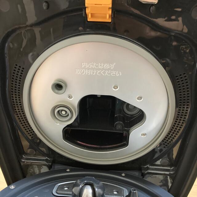 象印(ゾウジルシ)の象印 圧力IH NW-AS10 南部鉄器 炊飯器 5.5合 スマホ/家電/カメラの調理家電(炊飯器)の商品写真