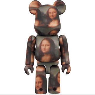 メディコムトイ(MEDICOM TOY)のBE@RBRICK LEONARD DE VINCI Mona Lisa(その他)