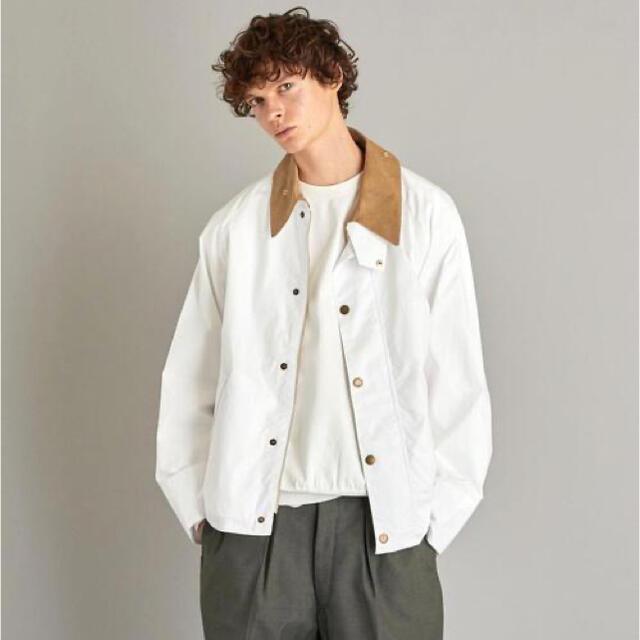 Barbour(バーブァー)の<Barbour × Steven Alan> ジャケット メンズのジャケット/アウター(ブルゾン)の商品写真