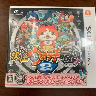 ニンテンドー3DS(ニンテンドー3DS)の妖怪ウォッチ2 元祖 3DS(携帯用ゲームソフト)