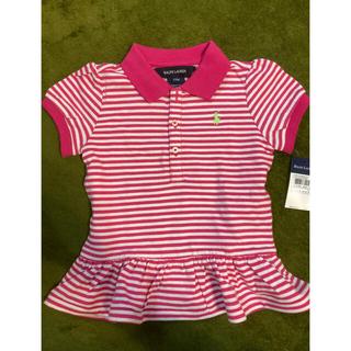 ラルフローレン(Ralph Lauren)の🌻ラルフローレン 子供服 24month 半袖ポロシャツ🌻(Tシャツ)