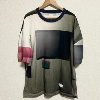 ステュディオス(STUDIOUS)のName. × Nampei Akaki 2015aw ビッグTシャツ(Tシャツ/カットソー(七分/長袖))