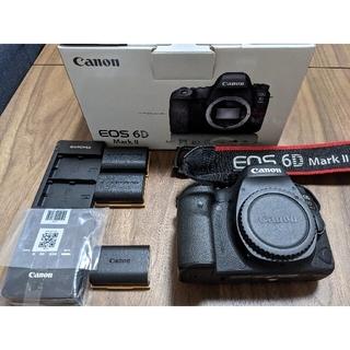 Canon - Canon EOS 6D markⅡ mark2 ★オマケ付き