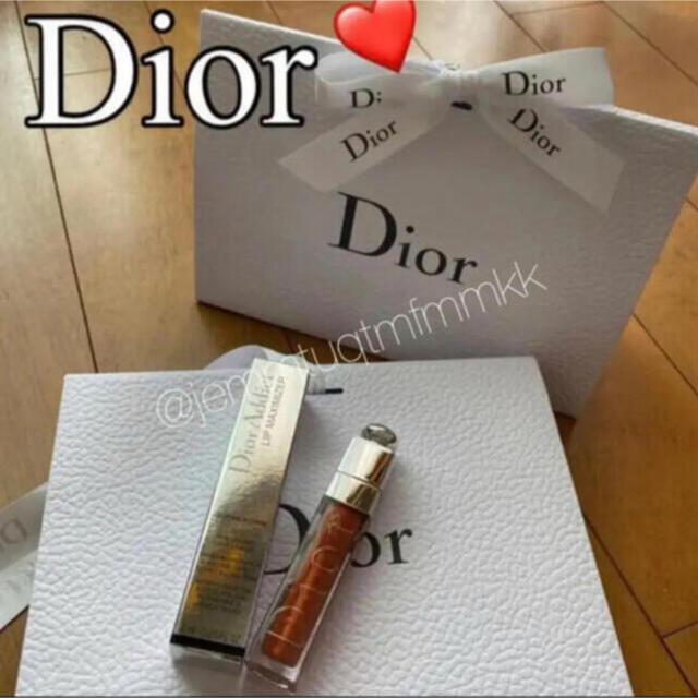 Christian Dior(クリスチャンディオール)のディオール 2021 サマー 限定 アディクト リップ マキシマイザー 023 コスメ/美容のベースメイク/化粧品(リップグロス)の商品写真