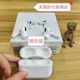 Apple - 【新品未開封】AirPodsPro MWP22J/A エアーポッズ プロ 本体