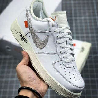 NIKE - Nike OFF-WHITE X Air Force 1 AO4297-100