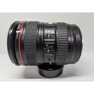 Canon キヤノン ef24-105mm f4 is usm 美品