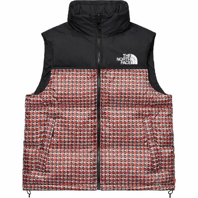 Supreme(シュプリーム)のSupreme The North Face Nuptse Vest Sサイズ メンズのジャケット/アウター(ダウンベスト)の商品写真