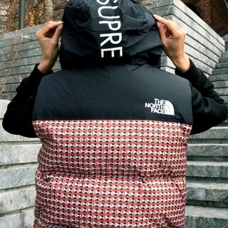 Supreme - Supreme The North Face Nuptse Vest Sサイズ