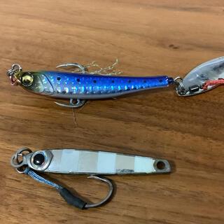 シマノ(SHIMANO)の投げて巻くだけマキッパ40g 根魚大好きソアレTG30g(ルアー用品)