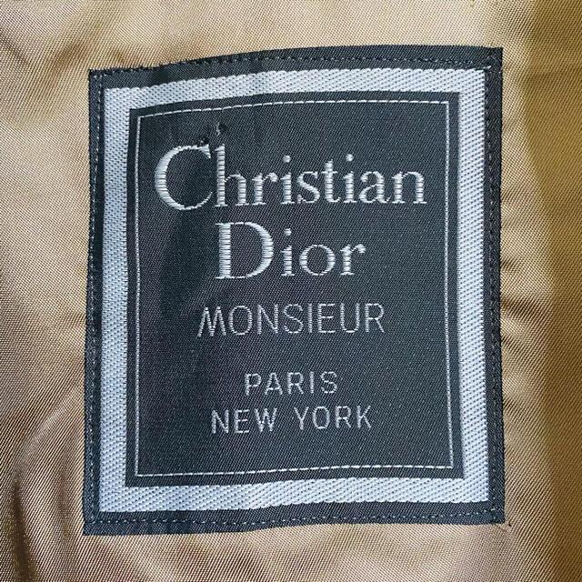 Christian Dior(クリスチャンディオール)の新品 クリスチャンディオール DIOR コート メンズのジャケット/アウター(トレンチコート)の商品写真