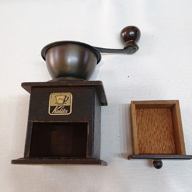 CARITA(カリタ)のカリタコーヒミル インテリア/住まい/日用品のキッチン/食器(調理道具/製菓道具)の商品写真