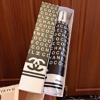 CHANEL - シャネル☆最安値 日当たりの良い傘