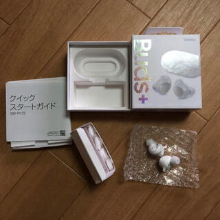 Galaxy - 充電器欠品 Galaxy Buds+ AKG SAMSUNG