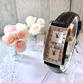 Hamilton - 【美品】HAMILTON ハミルトン 腕時計 アメリカントラベラー シルバー