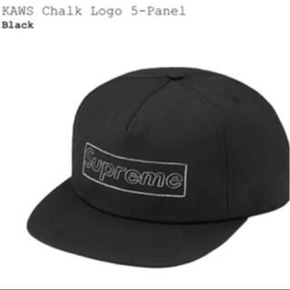 Supreme - 21SS Supreme KAWS Chalk Logo 5-Panel