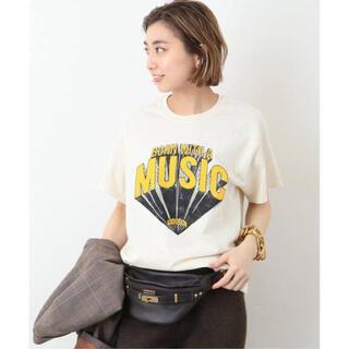DEUXIEME CLASSE - 新品タグ付き DeuxiemeClasse NEWTONE MUSIC Tシャツ