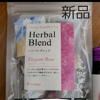 セイカツノキ(生活の木)の生活の木 ハーブティ ハーバルブレンド エレガントローズ(健康茶)