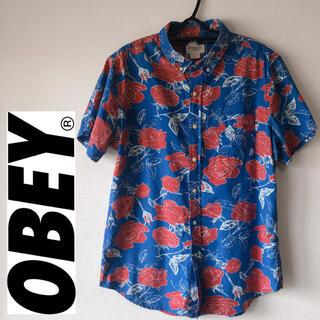 オベイ(OBEY)の輸入半袖シャツ(シャツ)