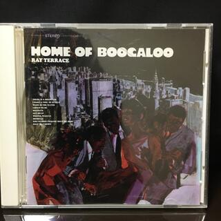Ray Terrace- Home of Boogaloo CD