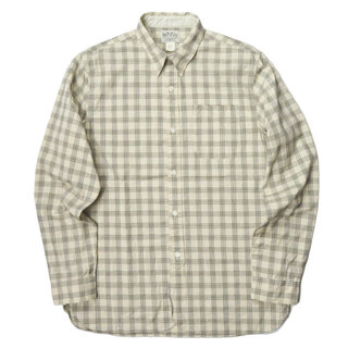 ダブルアールエル(RRL)のRRL 20AW CHECKED COTTON DOBBY WORK SHIRT(シャツ)
