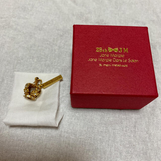ジェーンマープル(JaneMarple)のジェーンマープル 25th記念チャーム王冠(ネックレス)
