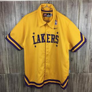NIKE - NIKE NBA  レイカーズ シューティング ジャージ