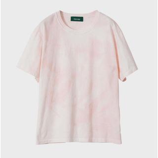 STUNNING LURE - PIECE OF HUMAN×STUNNING LURE タイダイ Tシャツ