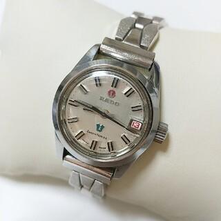 ラドー(RADO)のRADO ラドー 759-2 グリーンホース デイト 自動巻き   レディース(腕時計)
