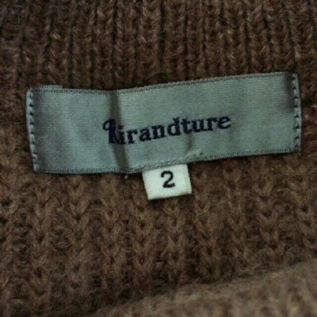 Rirandture(リランドチュール)の【期間限定お値下げ】リランドチュール ふわふわニット レディースのトップス(ニット/セーター)の商品写真