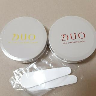 新品 DUO デュオ ザ クレンジングバーム & クリア 各20g  2個セット