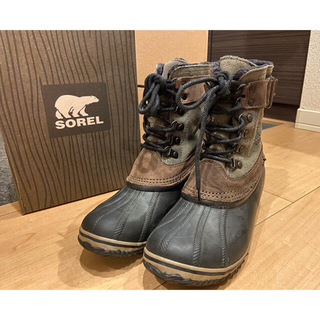 ソレル(SOREL)の【SOREL】WINTER FANCY LACE Ⅱ(ブーツ)