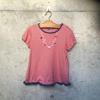 familiar - ファミリア 120サイズ 半袖Tシャツ