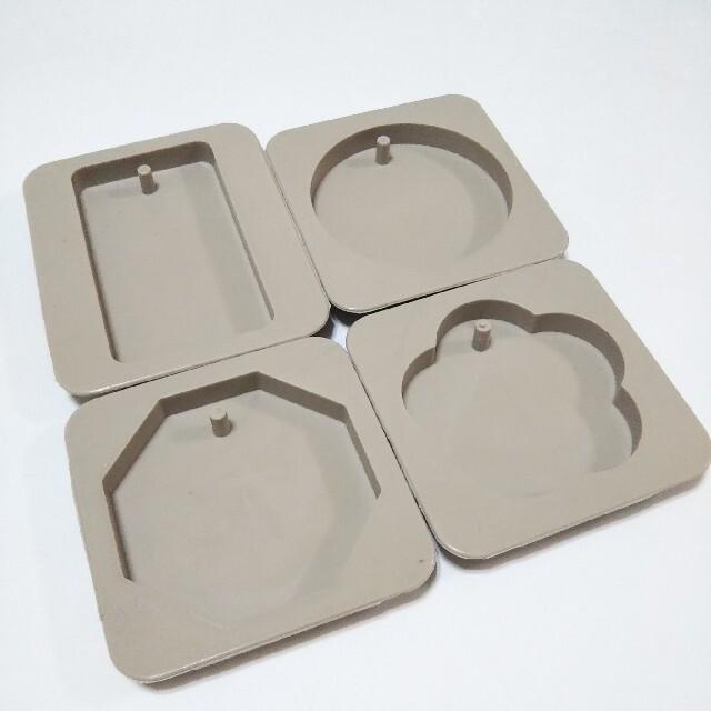 アロマワックスバー 型 NO.45 ハンドメイドのインテリア/家具(アロマ/キャンドル)の商品写真