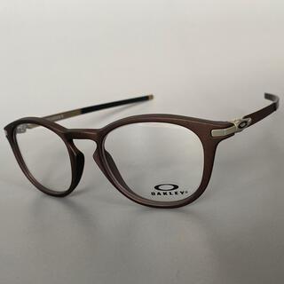 オークリー(Oakley)のピッチマン R ボストン オークリー メガネ ラウンド 眼鏡 軽量 高性能(その他)