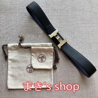 Hermes - Hermes  ステンレス鋼の細かい両面使用可能なベルト
