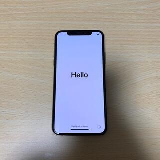 Apple - iPhone XS 256GB シルバー SIMフリー [MTE12J/A]