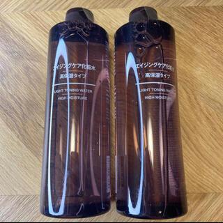 MUJI 無印良品 エイジングケア化粧水 高保湿タイプ 400ml