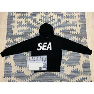 Ron Herman - WIND AND SEA ウィンダンシー 初代 SEA パーカー